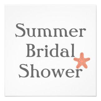 Summer Bridal Shower