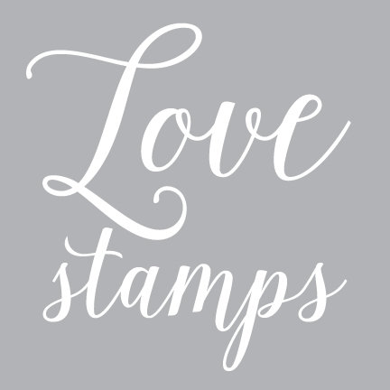 Love Postage Stamps