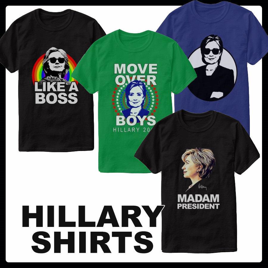 Hillary Shirts
