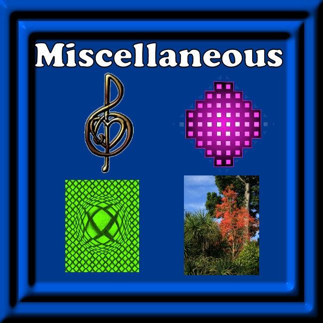 Miscellaneous Designs