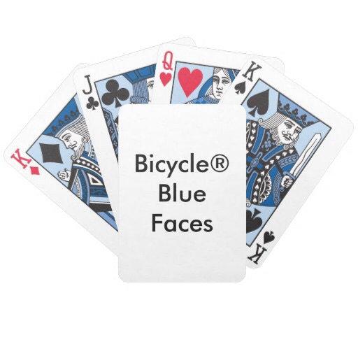 Bicycle® Blue