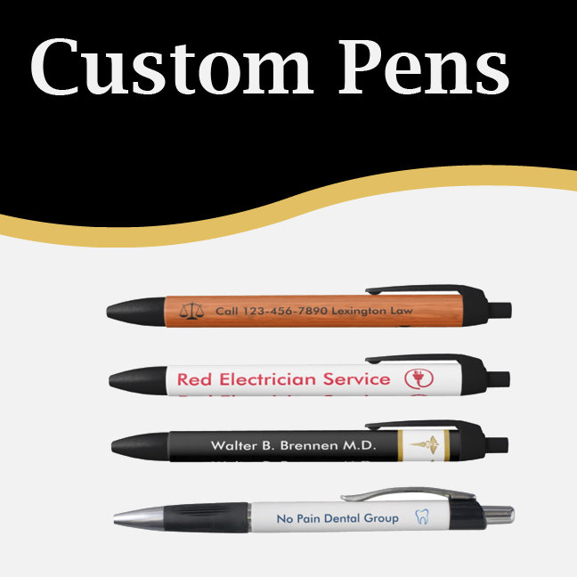 Business Custom Pens
