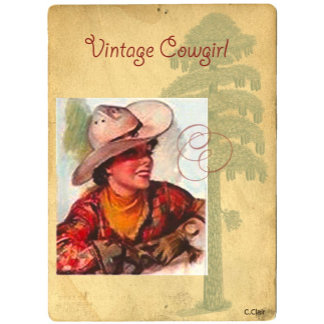 Western Vintage Cowgirls Part 1