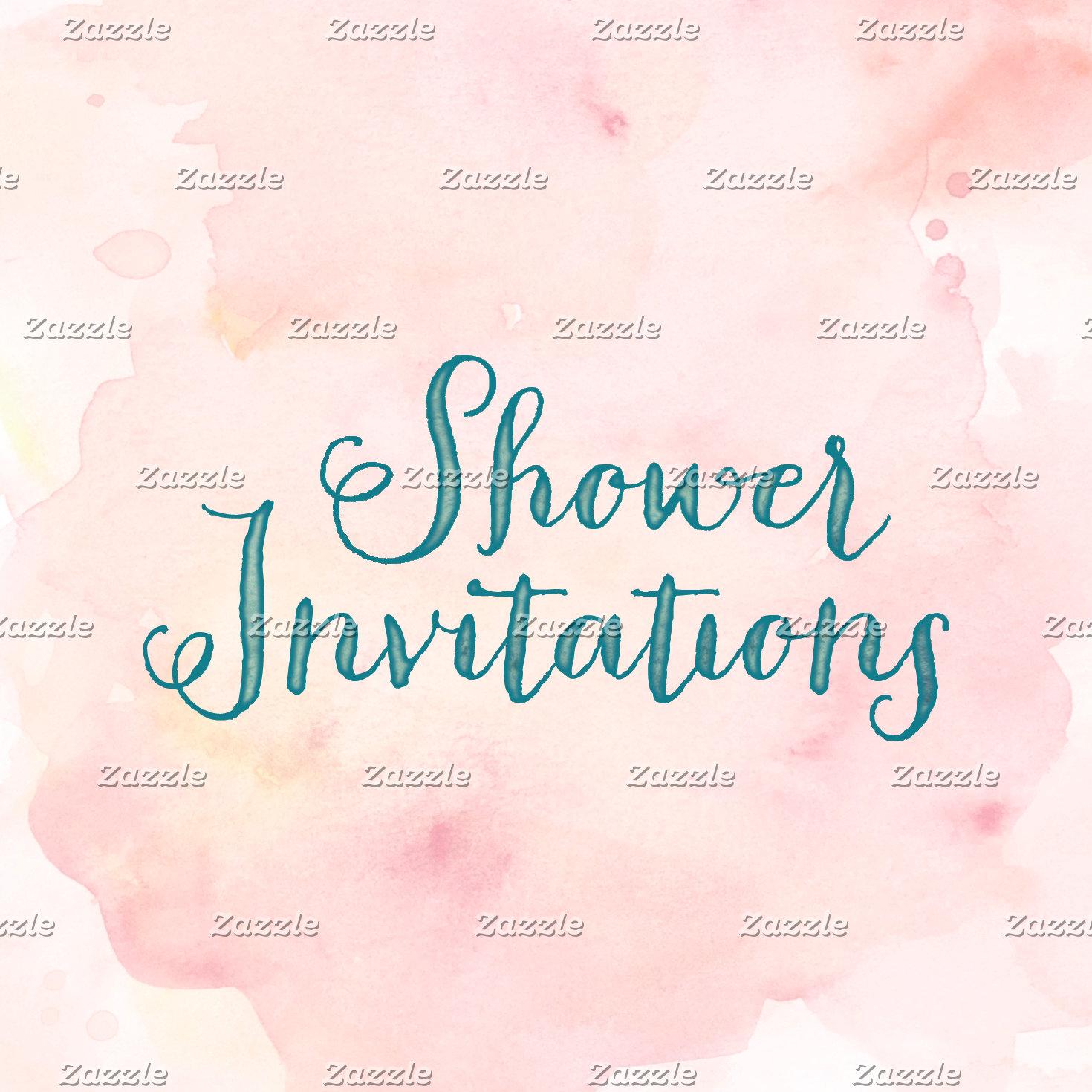 Shower Invitations