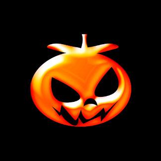 Pumpkins Pattern Orange Black