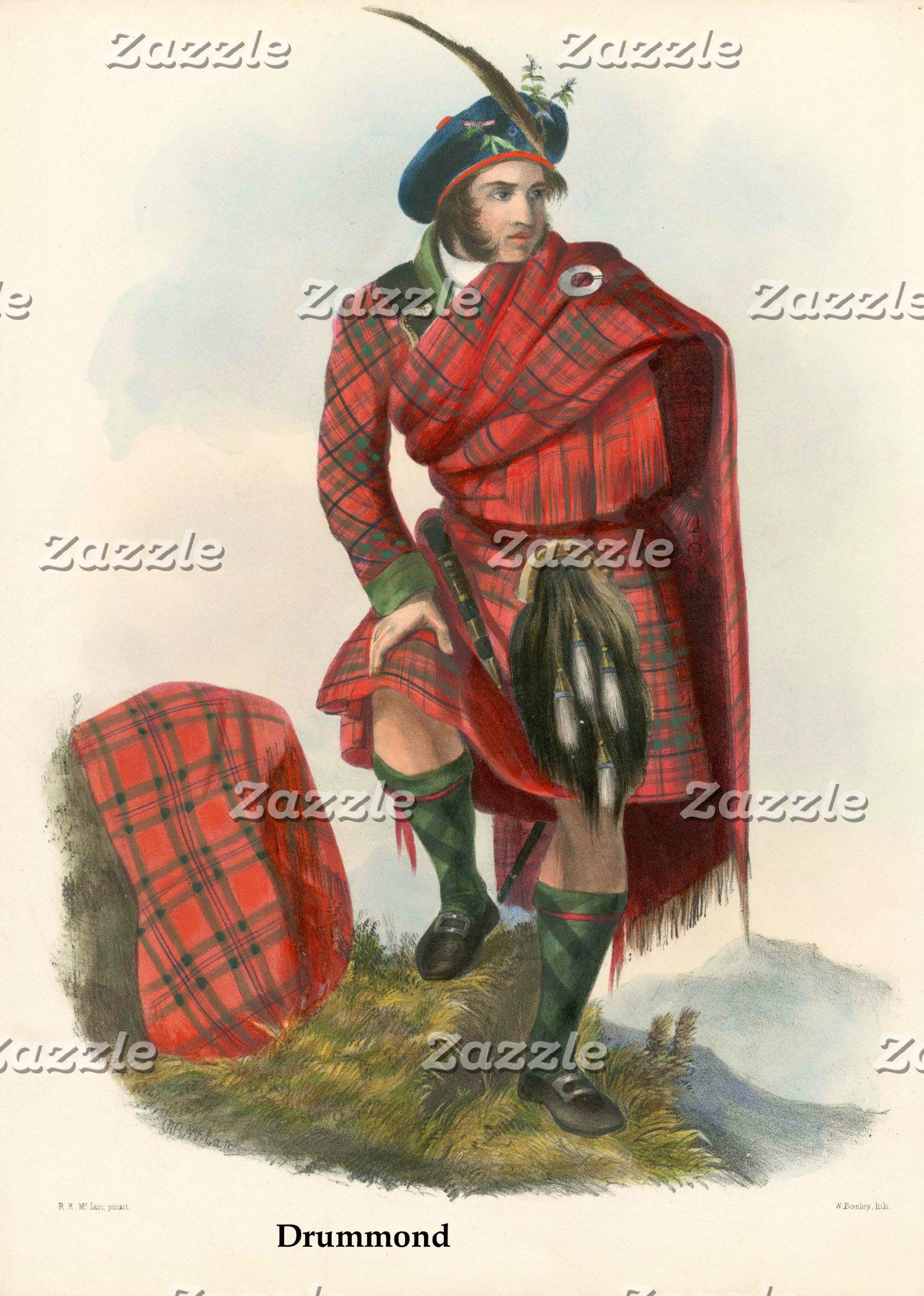 Clan Drummond