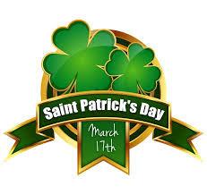 * St. Patricks Day