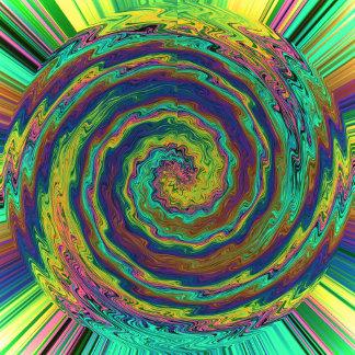 A Mystic Burst of Colors