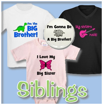 ★ BIG BROTHER, SISTER, & COUSIN