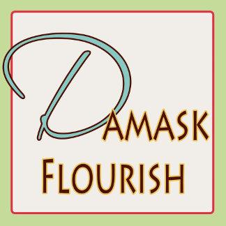Damask Flourish