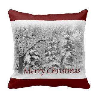 Christmas Pillows and Blankets