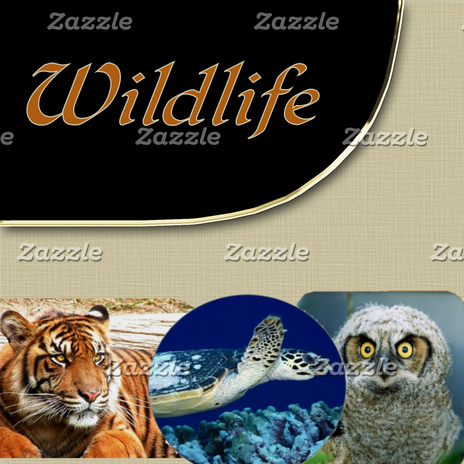 9a. WILDLIFE Gifts Mixed