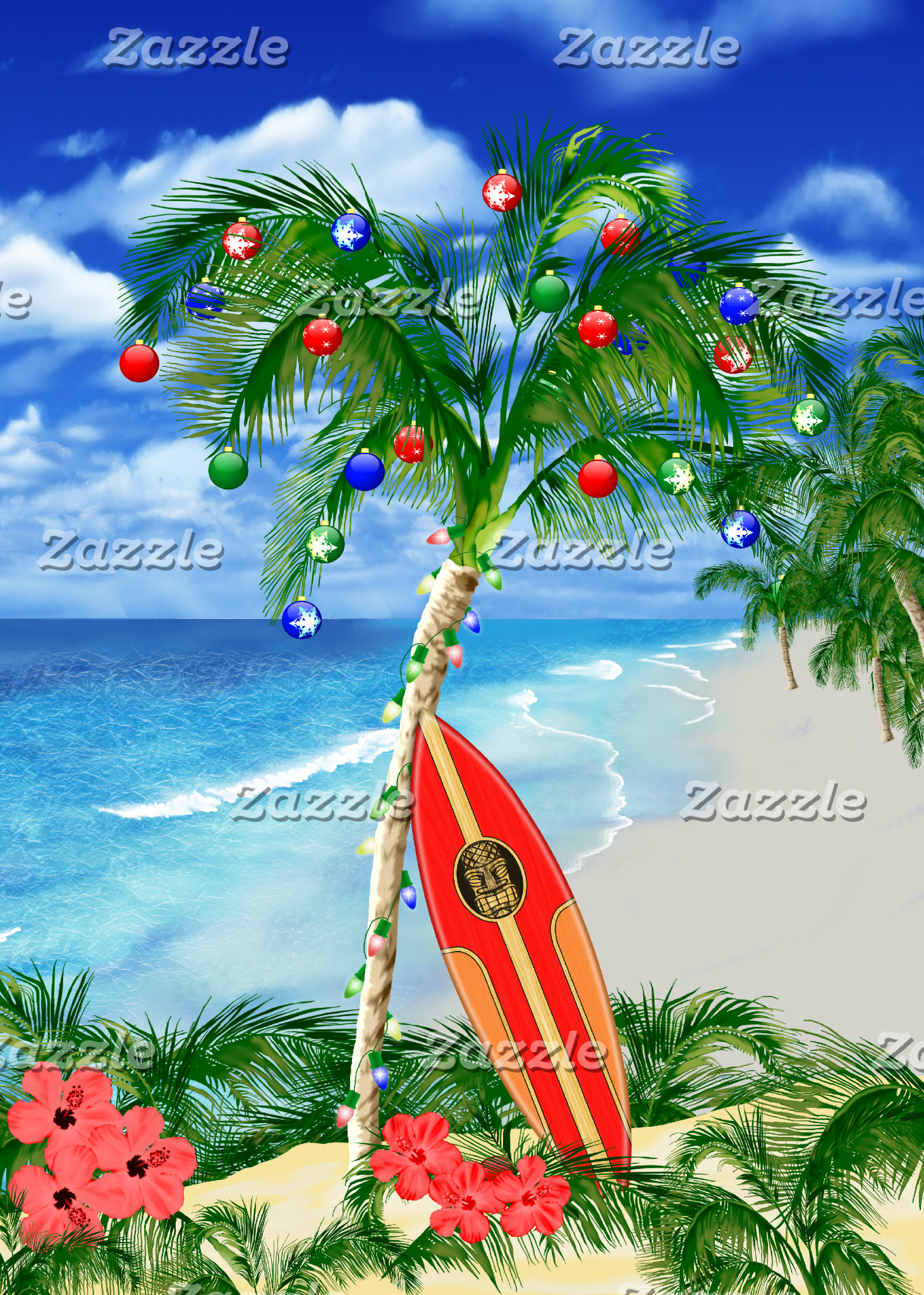 Tropical Christmas