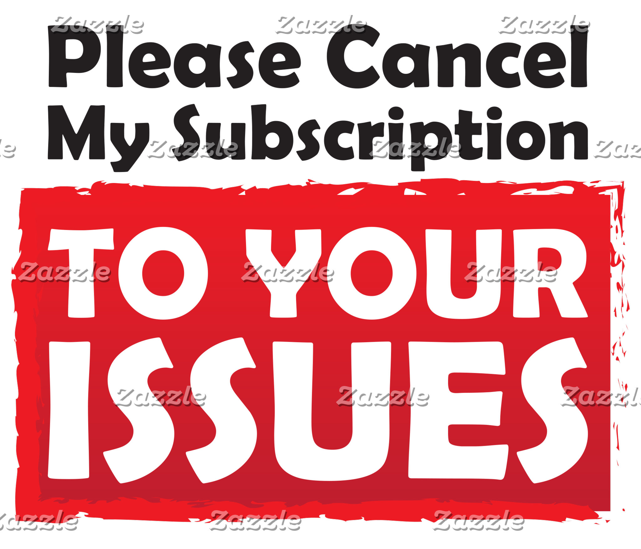 Cancel My Subscription