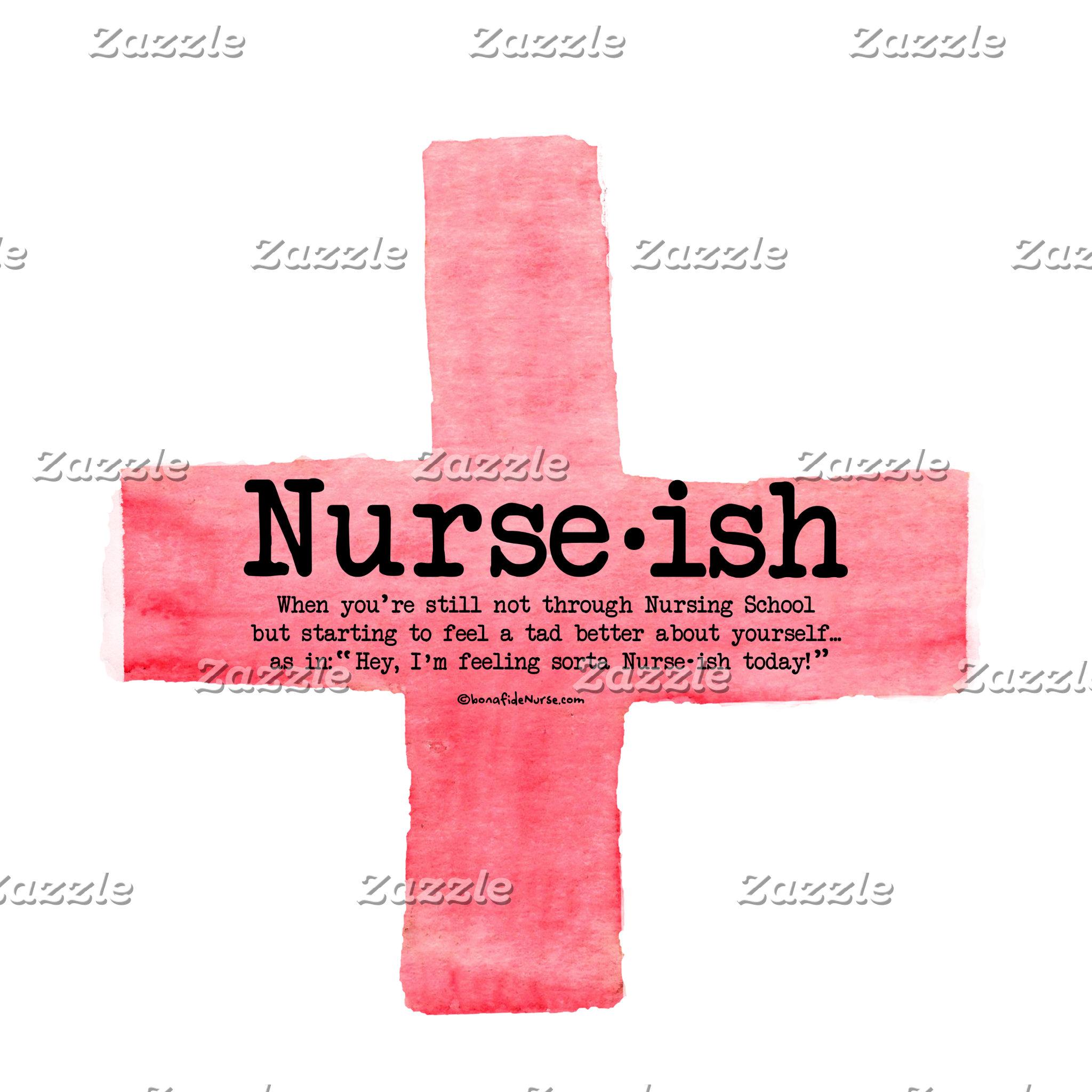 Nurse ish Nursing Student