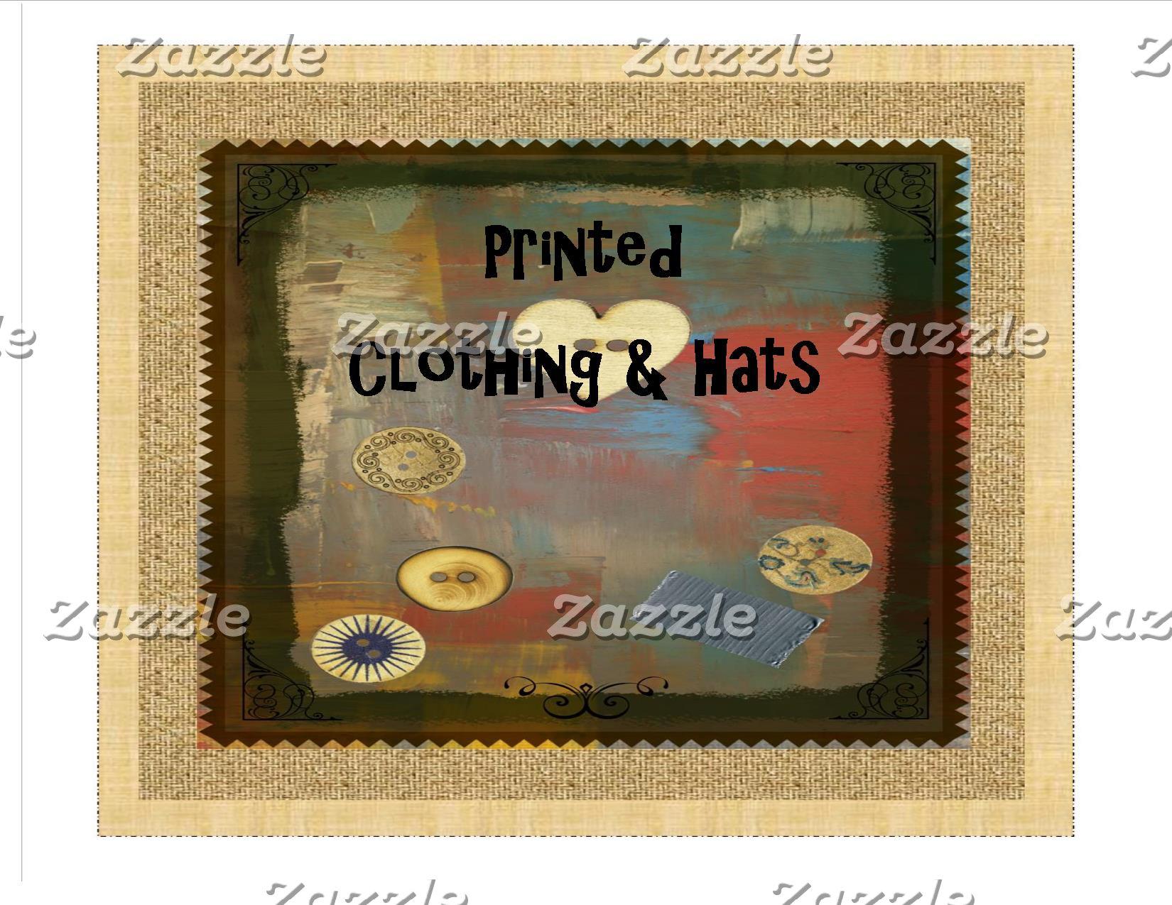 Clothing & Hats