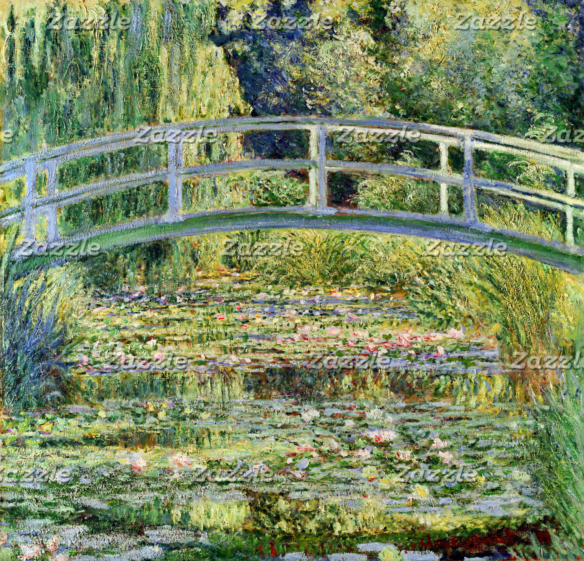 Monet Art and Posters