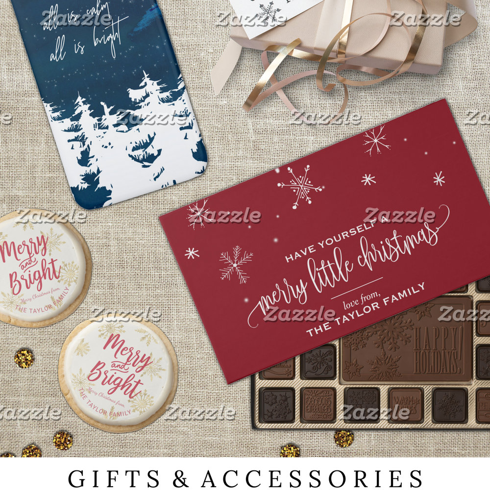 Gifts & Accessories