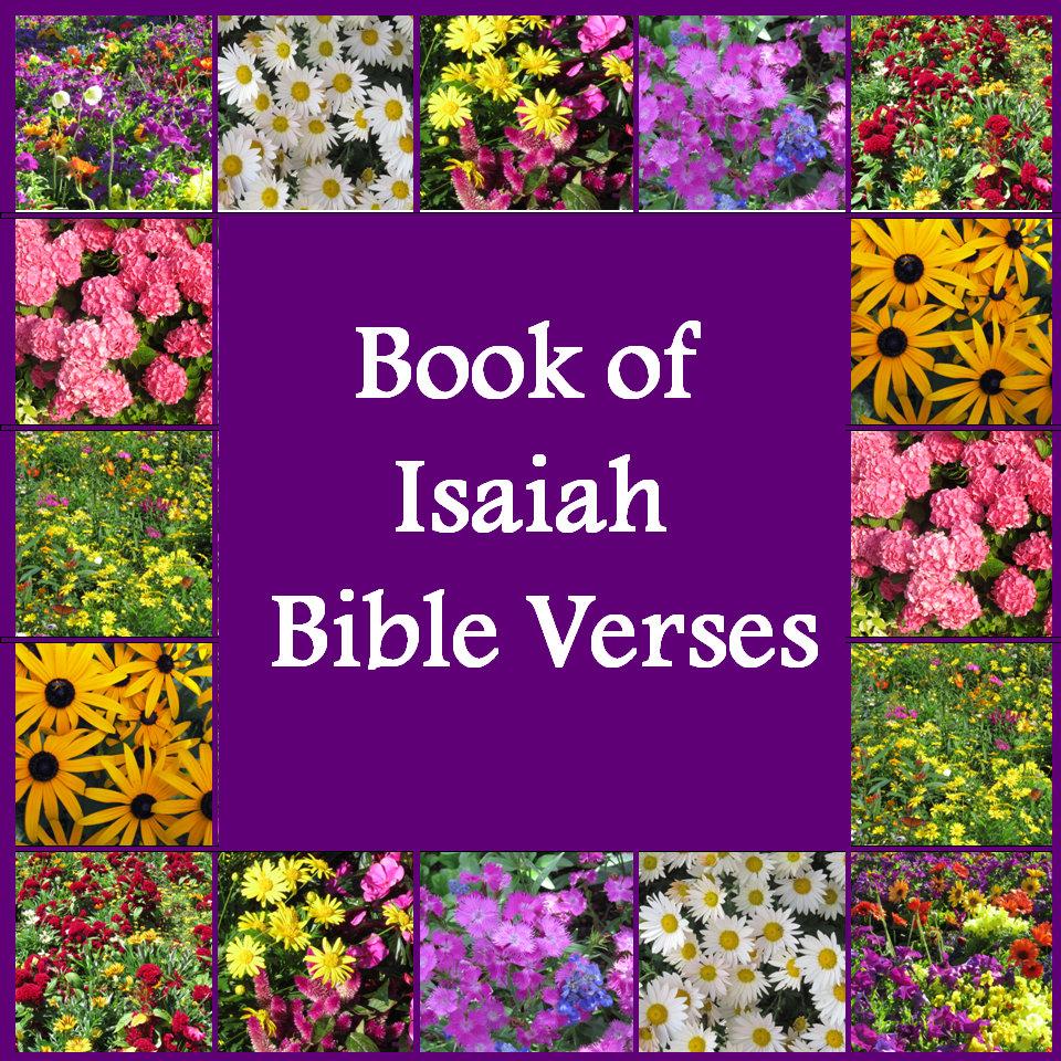 Isaiah Bible Verses