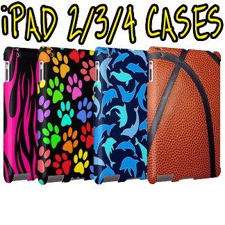 iPad 2/3/4 Cases
