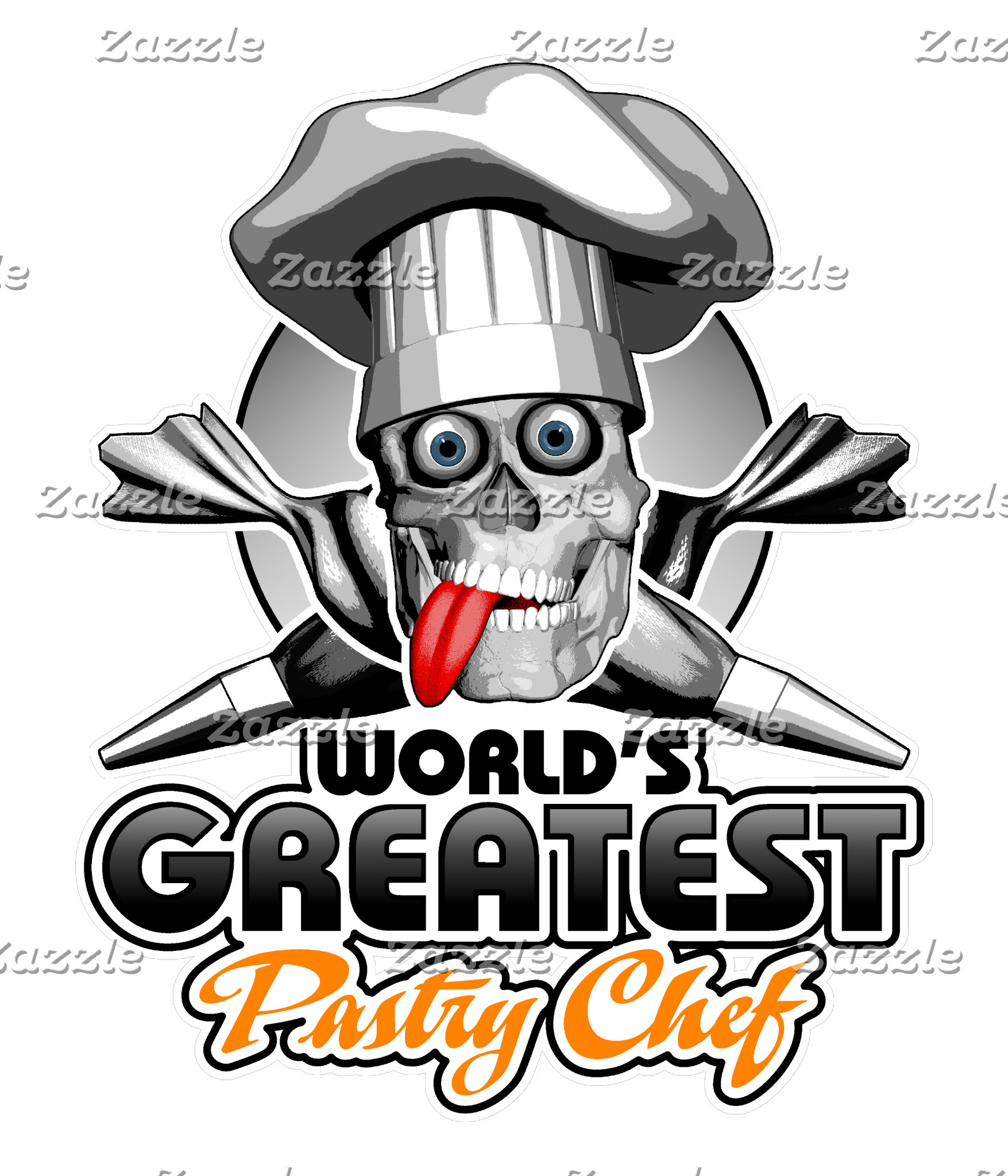 World's Greatest Pastry Chef v3
