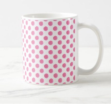 Polka Dots Pattern Gifts Accessories