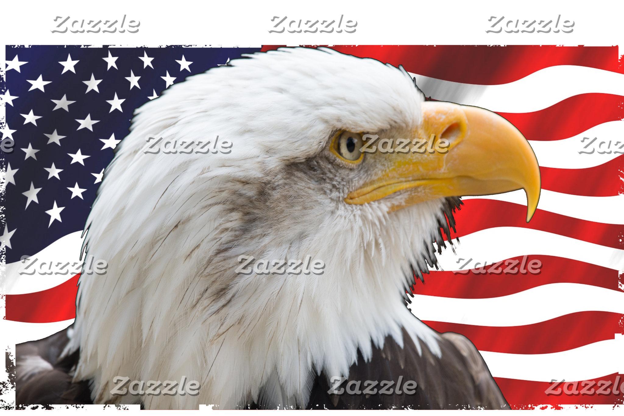 Patriotic American