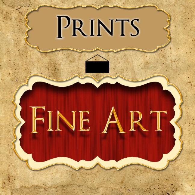 ------- FINE ART PRINTS