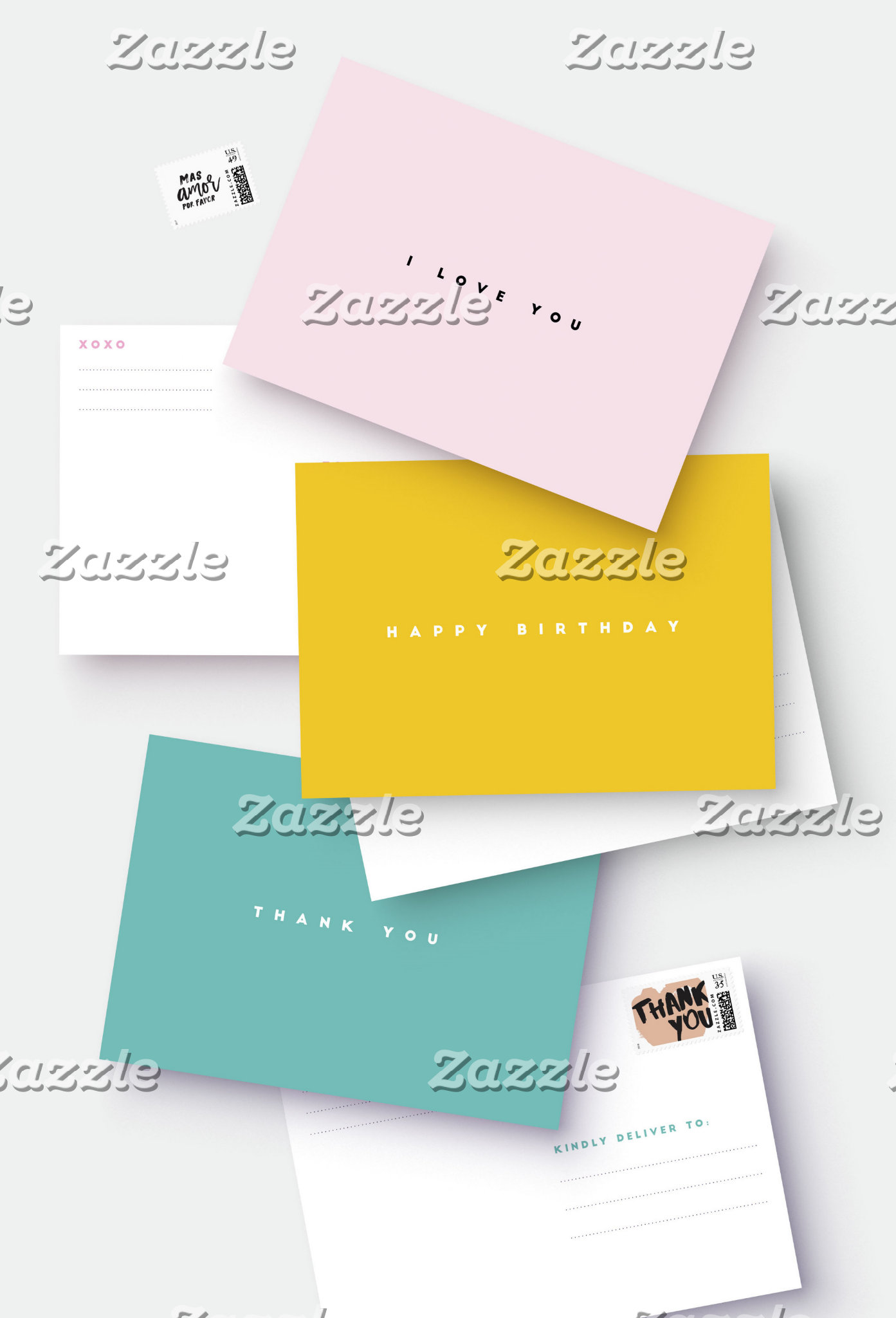 Sweet & Simply Postcard Collection