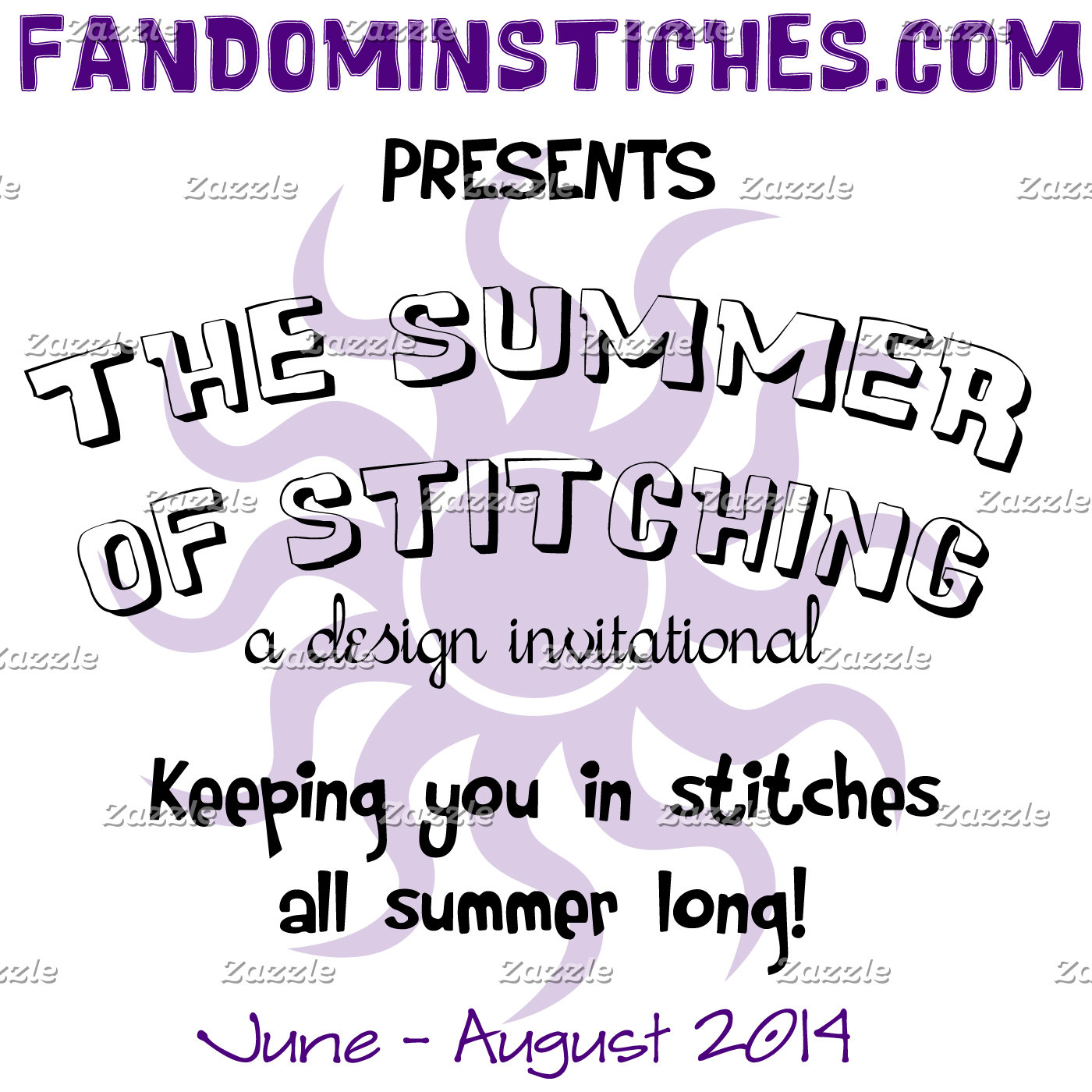 Summer of Stitching