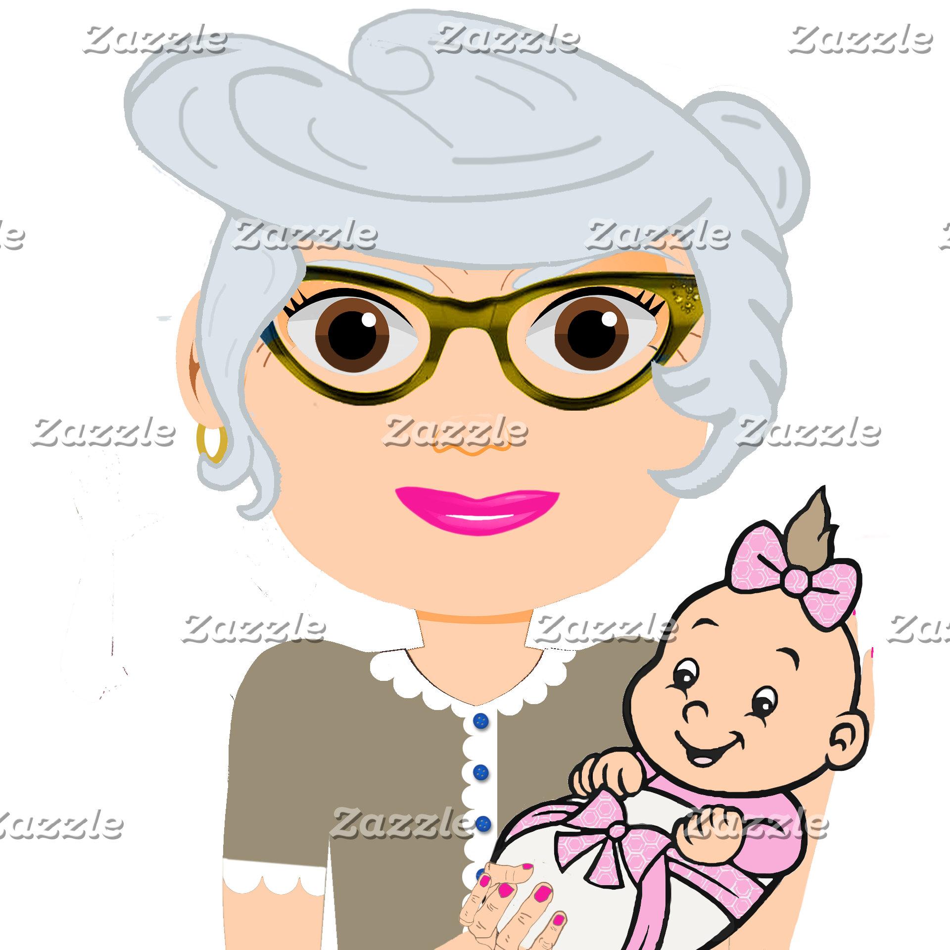 Grandmother Baby Shower