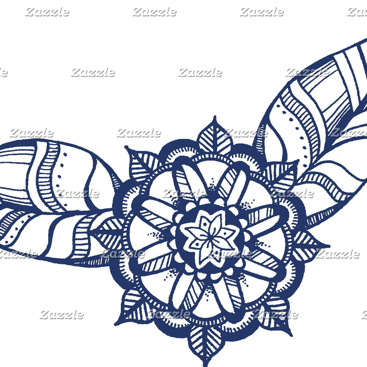 Mandala Flowers