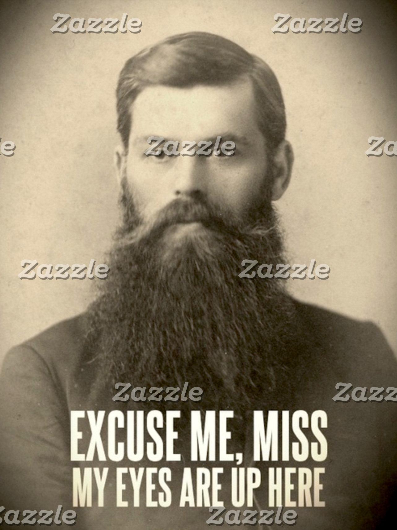Excuse my Beard