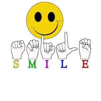 SMILEY FACE ASL SIGN LANGUAGE