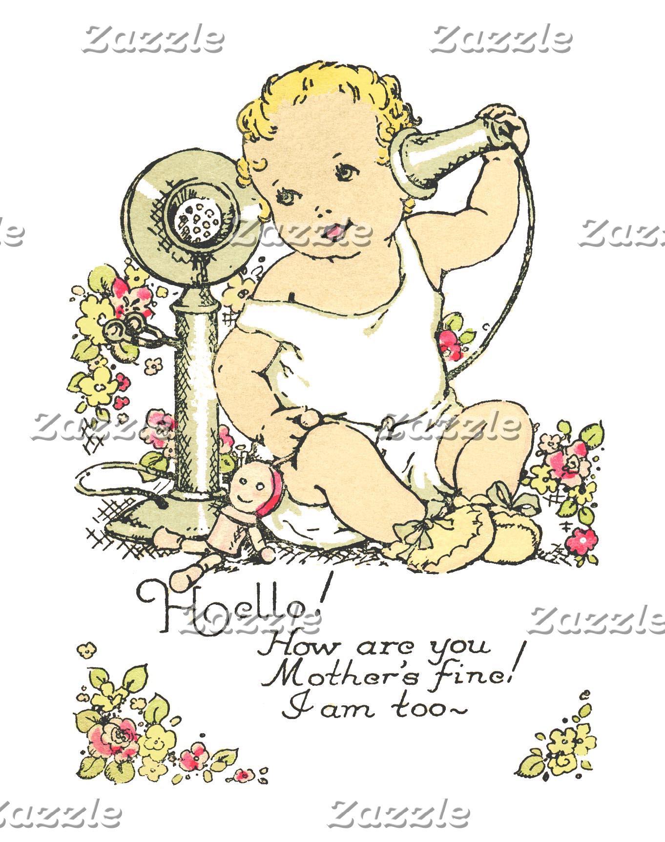Vintage Baby/Children