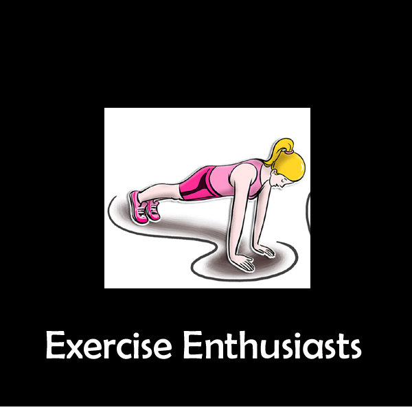 Exercise Enthusiasts