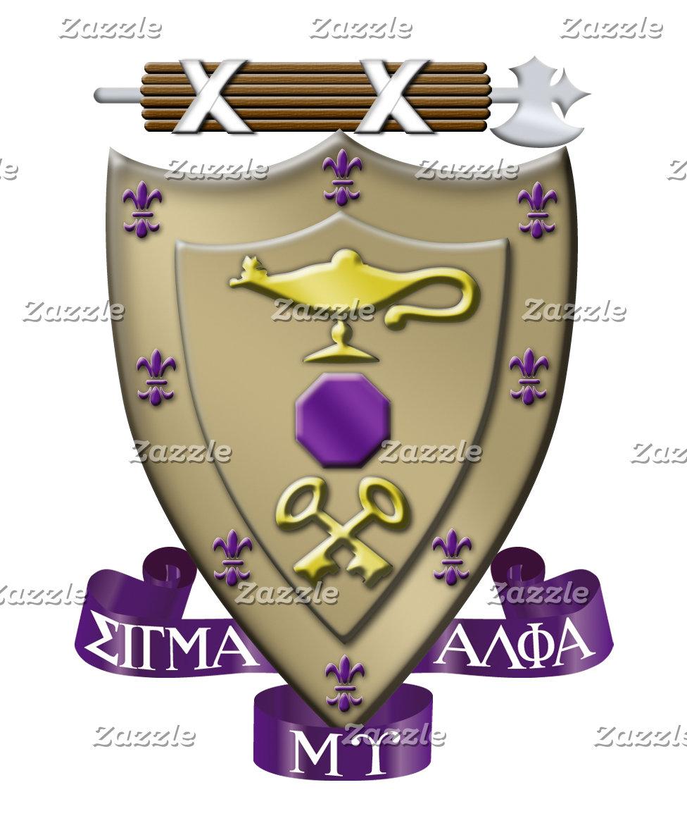 Sigma Alpha Mu Crest