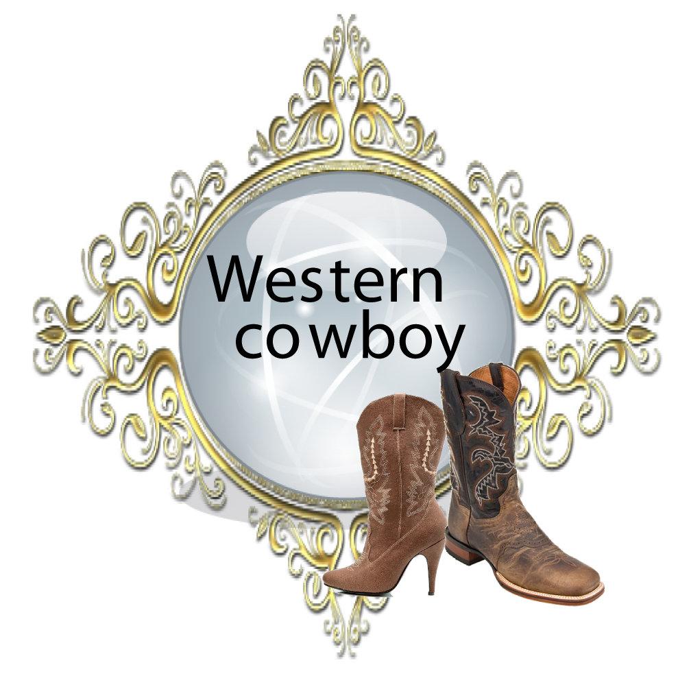 Western Cowboy Country Wedding