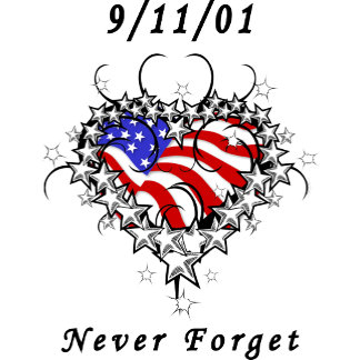911 Tattoo Never Forget