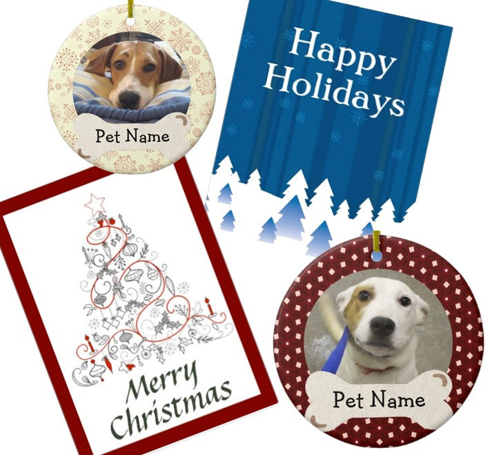 Holiday Ornaments and Cards