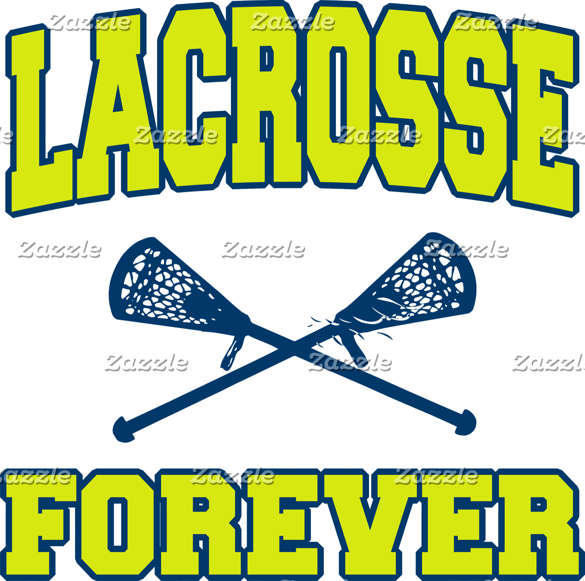 Lacrosse Forever T-Shirts Sweatshirts Gifts