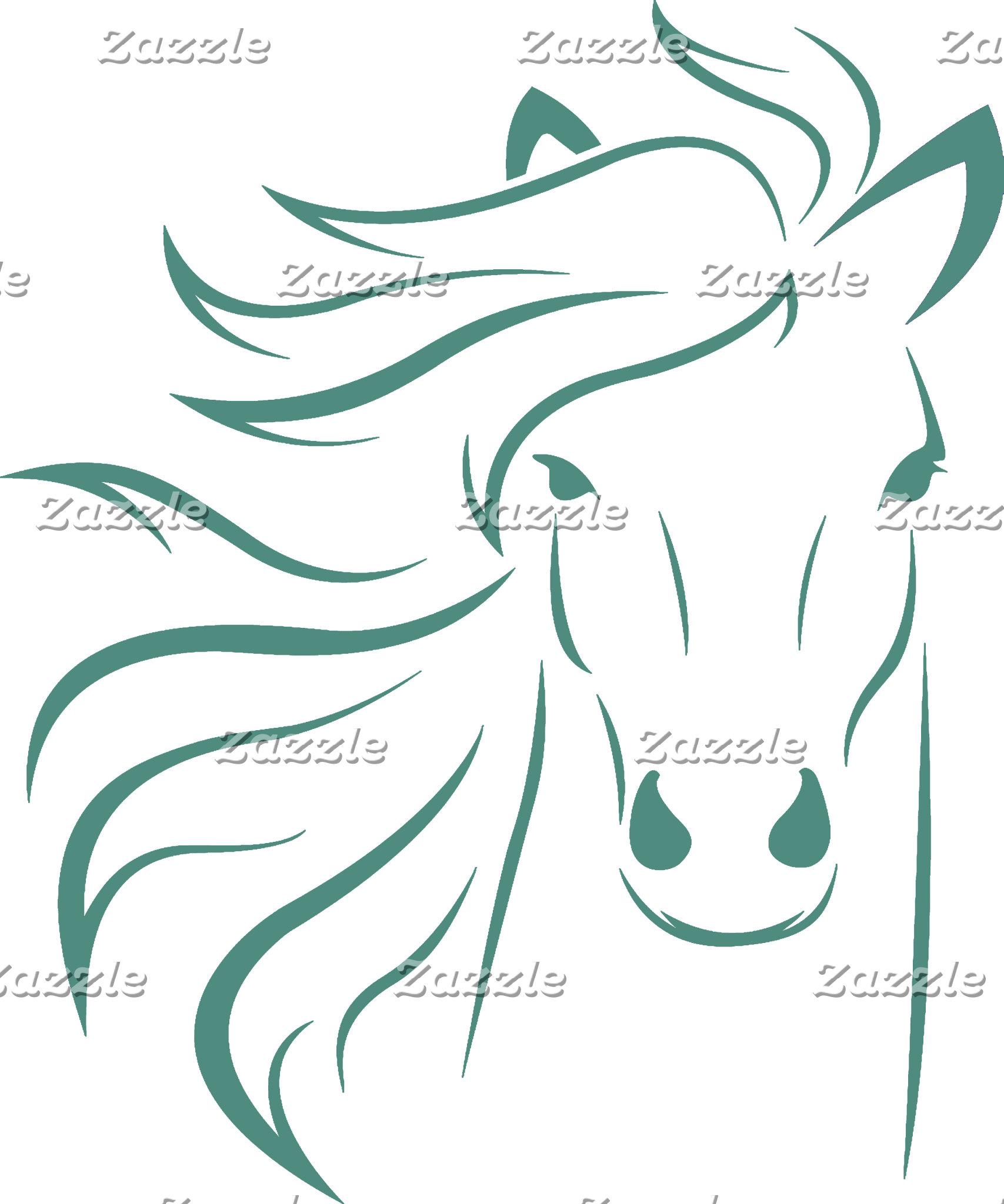 Glam Horse