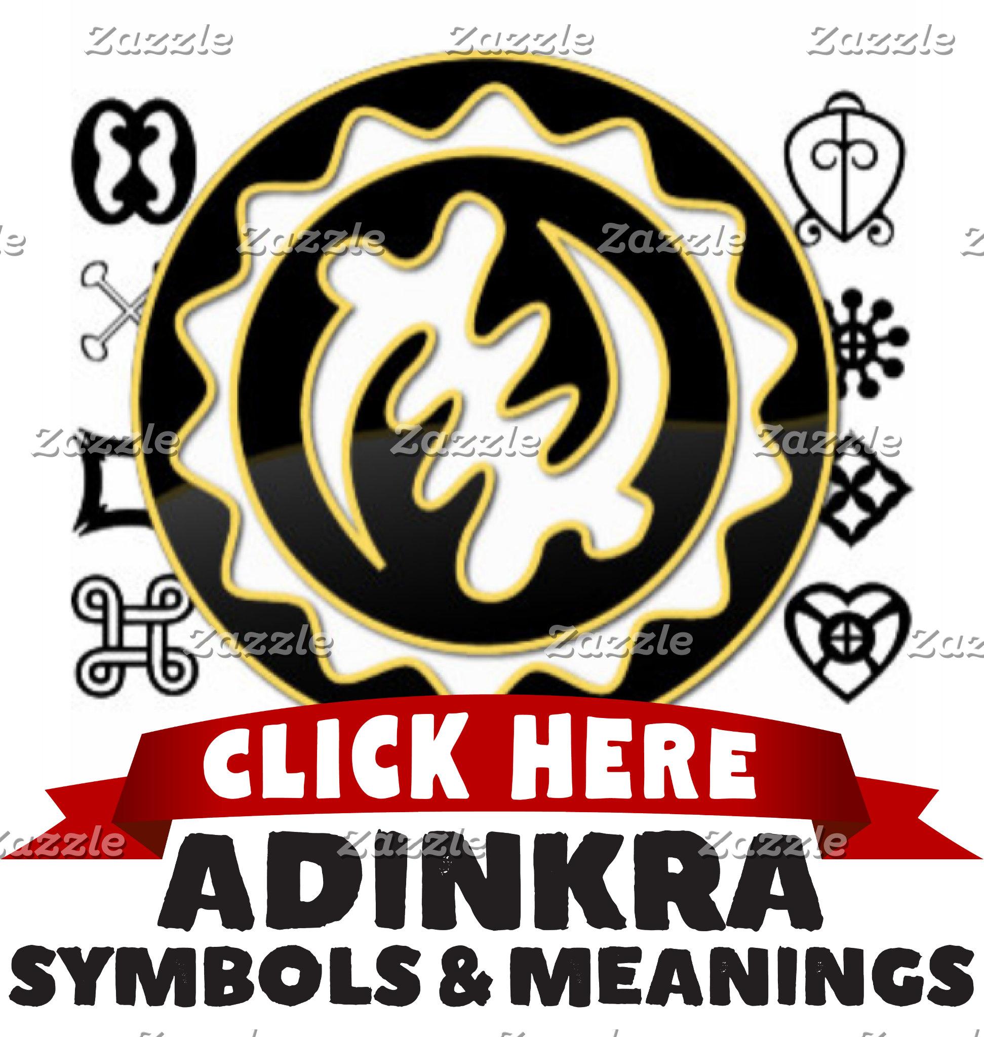 Adinkra Symbols Index