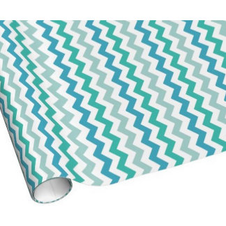 Chevron Wrapping Paper