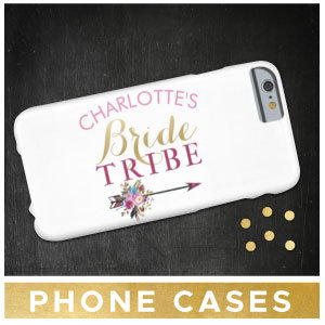 Bridal Shower Phone Cases