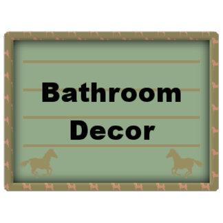Bathroom Decor
