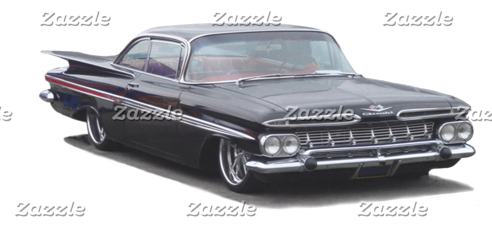 Vintage Automobiles & Hot Rods