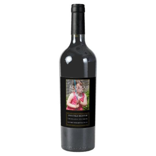 Wine Labels - Teacher