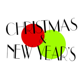 CHRISTMAS/NEW YEARS