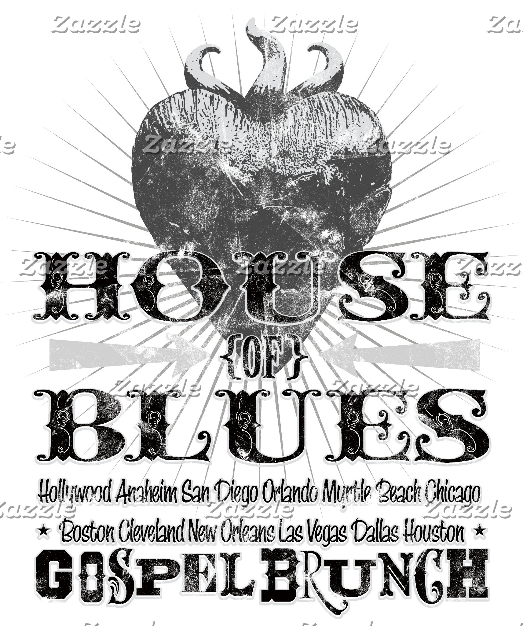 House of Blues - Gospel Brunch
